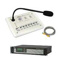 Системы оповещения и музыкальной трансляции
