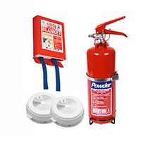 Средства пожаротушения и огнезащиты