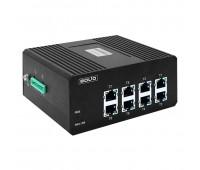 Ethernet-SW8, коммутатор неуправляемый