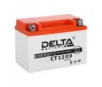 Delta CT 1209, свинцово-кислотный аккумулятор