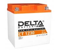 Delta CT 1230, свинцово-кислотный аккумулятор