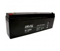 Delta DT 12022, аккумулятор