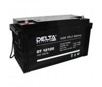 Delta DT 12120, свинцово-кислотный аккумулятор