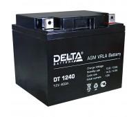 Delta DT 1240, аккумулятор