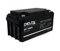 Delta DT 1265, свинцово-кислотный аккумулятор