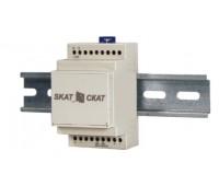 SKAT-12-1.0-DIN, источник вторичного электропитания резервированный