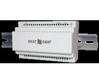 SKAT-12-6.0-DIN, источник вторичного электропитания резервированный