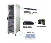 SKAT-UPS 3000 SNMP, комплекс бесперебойного питания