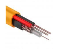 КВК-В-2 нг(А)-HF 2*0.75 мм², кабель для видеонаблюдения