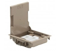 089621, коробка напольная