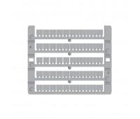 ДКС / DKC ZNU008, маркировочные таблички чистые