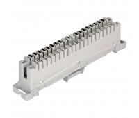 NMC-PL10-CC-10, плинт телефонный