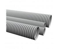 Ecoplast 10025, труба ПВХ гофрированная легкая 25 мм