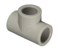 Ecoplast 49325-10GR, тройник для аспирационной системы D25 мм