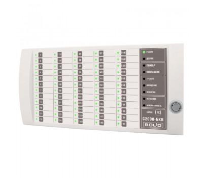 С2000-БКИ, блок индикации с клавиатурой
