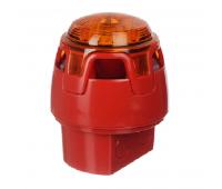 CWSS-RA-W8, оповещатель пожарный свето-звуковой