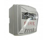 HSW, оповещатель пожарный комбинированный