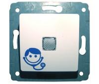 К-01В, кнопка вызова врача
