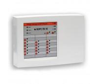 ВЭРС-ПК 16 LAN, прибор приемно-контрольный