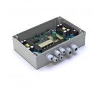 TFortis PSW-2G4F, коммутатор с питанием по PoE 4-портовый