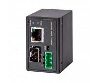 NIC-3200-101C (60F1CFP1), медиаконвертер промышленный