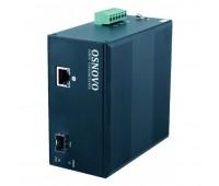 OMC-1000-11HX/I, медиаконвертер промышленный