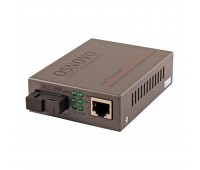 OMC-1000-11S5a, медиаконвертер оптический