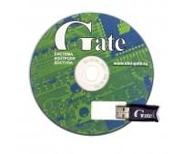 Gate-Server-Terminal (комплект), комплект с ключом