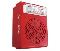 E50-24MCW-FR, оповещатель пожарный комбинированный речевой
