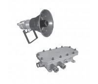 Спикер-220-1-К, оповещатель звуковой пожарный взрывозащищенный