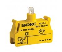 ДКС / DKC ALVL12, контактный блок
