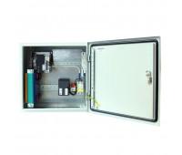 OS-44TB1, уличная станция с термостабилизацией, резервным питанием и оптическим кроссом