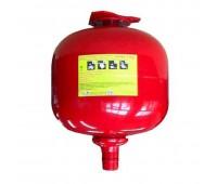 Буран-15КД, модуль порошкового пожаротушения