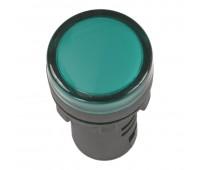 BLS10-ADDS-012-K06, лампа AD22DS(LED) зеленая