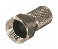 05-4005-4, разъём F-разъем для SAT (с резиновым уплотнителем)