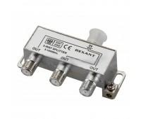 05-6002, делитель ТВ х 3 под F разъём 5-1000 МГц