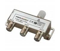 05-6022, делитель ТВ х 3 под F разъём 5-1000 МГц