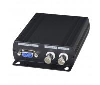 AD001AHD, преобразователь-разветвитель AHD в HDMI/VGA/CVBS