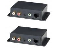AE02, комплект передачи аудиосигнала