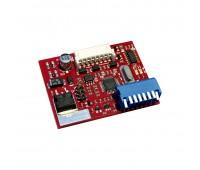 DTWRX, приемник телеметрии для управления стеклоочистителем и омывателем