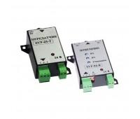 SVP-03T/04R, комплект передатчика и приемника для передачи видеосигнала по витой паре
