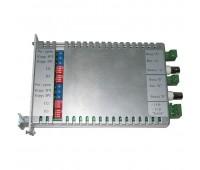 SVP-04-2 Rack, cдвоенный модуль приемников видеосигнала по витой паре