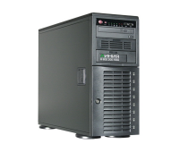 Линия NVR-48 SuperStorage, 48-канальный IP-видеосервер