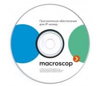MACROSCOP LS х64, лицензия на обработку потокового видео одной IP-камеры