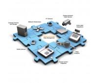 Milestone Corporate, модуль на 1 год технической поддержки XProtect Corporate Base Server