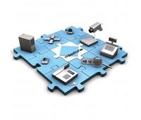 Milestone Smart Wall SUP YXPSWBL, лицензия на 1 год технической поддержки Видеостены для XProtect Corporate
