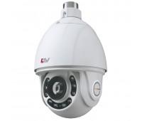 LTV CNE-230 64, PTZ IP-видеокамера с ИК-подсветкой