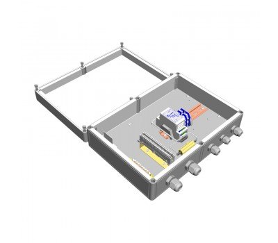 КМГО, коробка монтажная герметичная с обогревом