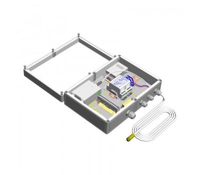 КМГО-220-01, коробка монтажная герметичная с обогревом