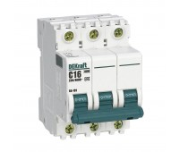 11084DEK, автоматический выключатель ВА101-3P-063A-C